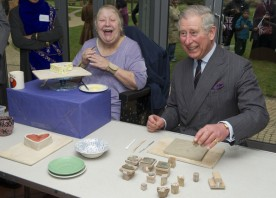 Prince+Wales+Visits+Bromley+Bow+Centre